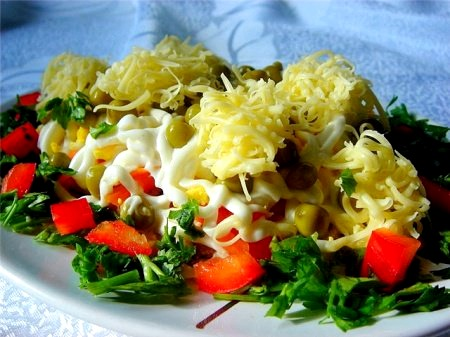 Сборник вкусных салатов с фото
